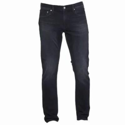 カルバンクライン ジーンズ・デニム Ckjeans Slim Fit Washed Jeans black