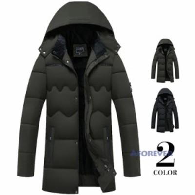 中綿コート メンズ 40代 50代 コート 厚手コート 裏起毛 中綿入り 防寒コート アウター お兄系 あったか