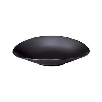 24cmプレート(黒マット) レガート 高さ45(mm)/業務用/新品