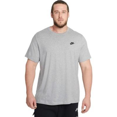 ナイキ Nike メンズ Tシャツ ポケット トップス NSW Premium Essential Pocket Tee Dark Grey Heather