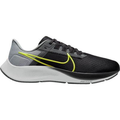 ナイキ Nike メンズ ランニング・ウォーキング エアズーム シューズ・靴 Air Zoom Pegasus 38 Running Shoes Black/Grey