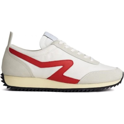 ラグ&ボーン RAG & BONE レディース スニーカー シューズ・靴 Retro Runner Sneaker Off White