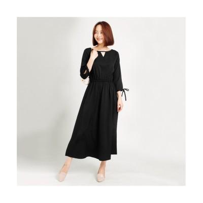 MARTHA(マーサ) ホールネックワンピース (ワンピース)Dress