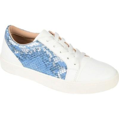 ジュルネ コレクション Journee Collection レディース スニーカー シューズ・靴 Comfort Foam(TM) Lynz Sneakers Blue