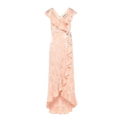 アニヤバイ ANIYE BY 7分丈ワンピース・ドレス ピンク M レーヨン 100% 7分丈ワンピース・ドレス