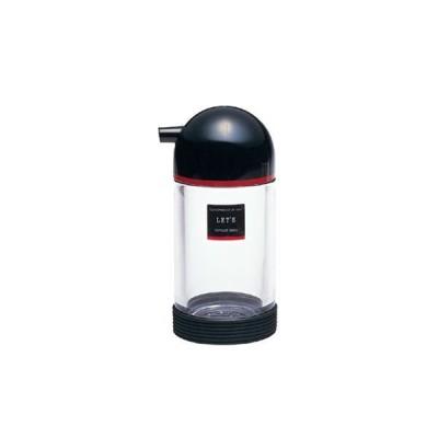 (まとめ) 醤油差し/キッチン用品 〔大〕 直径53×高さ125mm 液だれしにくい構造 『レッツ』 〔×30個セット〕