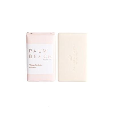 PALM BEACH COLLECTION / パームビーチ / ボディ バー ヴィンテージガーデニア / 固形せっけん 200g