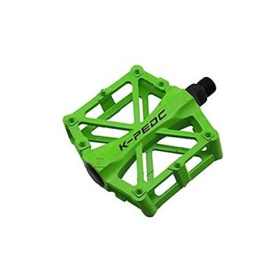 【並行輸入品】vce2tg MTB Bicycle Pedal Light Weight Aluminum Alloy Die-Casting Pedal for