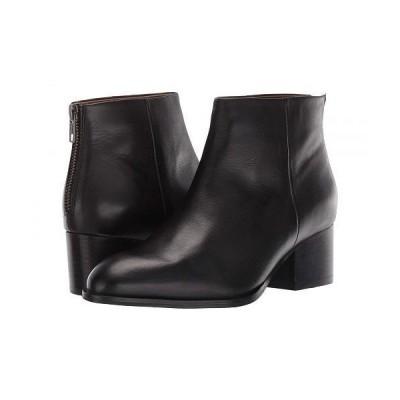Seychelles セイシェルズ レディース 女性用 シューズ 靴 ブーツ アンクル ショートブーツ Floodplain Bootie - Black Leather