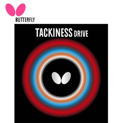 バタフライ 卓球ラバー タキネス ドライブ 05410 Butterfly