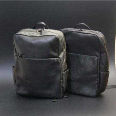 リュックサック メンズ リュック バックパック ディバッグ 本革・ビートテックス 日本製 豊岡製鞄  豊岡  かばん ビジネスバッグ ネイ