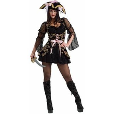 ハロウィン 仮装 大人 コスチューム レディース 海賊 Lacey Pirate 衣装 コスプレ イベント halloween