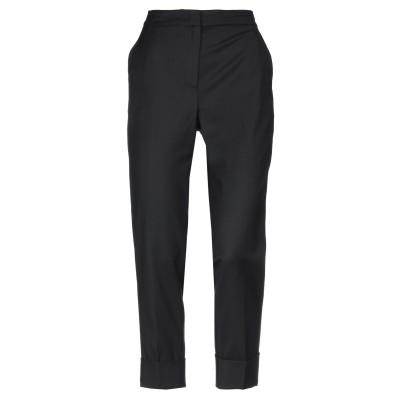 ピーティーゼロウーノ PT01 パンツ ブラック 38 ポリエステル 54% / ウール 44% / ポリウレタン 2% パンツ