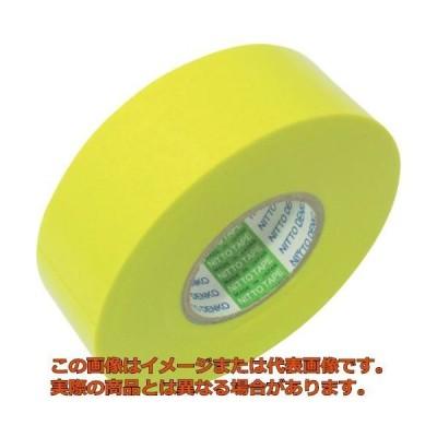 日東電工CS 脱鉛タイプビニールテープNo.21 0.2mm×19mm×20m 黄 10巻入り 2120Y