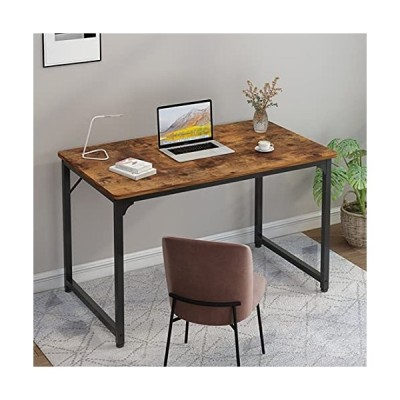 WUGO Computer Desk 31.5 Home Office Writing Table for Small SpacesModern Si