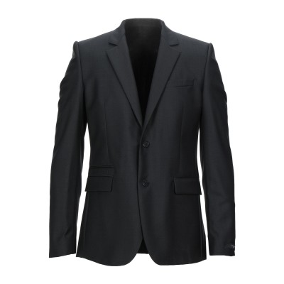 ジバンシィ GIVENCHY テーラードジャケット ブラック 46 ウール 100% テーラードジャケット