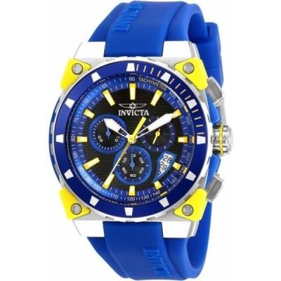 腕時計 インヴィクタ メンズ Invicta S1 Rally Chronograph Quartz Black Dial Men's Watch 27343