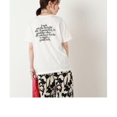 【FLAVOR TEE/フレーバーティ】WEB限定 GOOD LUCK Tシャツ