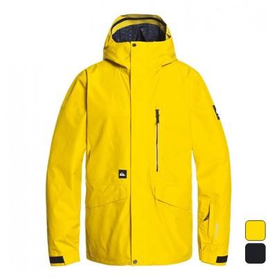 クイックシルバー QUICKSILVER メンズ スキー スノーボード スノーウェア アウター ジャケット MISSION GORE-TEX 2L  EQYTJ03253 【アウトレット価格】