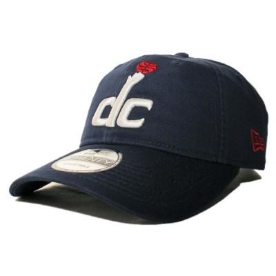 ニューエラ ストラップバックキャップ 帽子 NEW ERA 9twenty メンズ レディース NBA ワシントン ウィザーズ nv