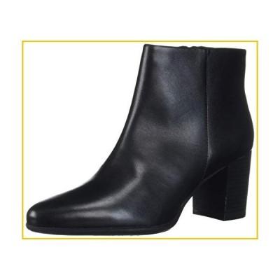Rockport Women's Camdyn Bootie Ankle Boot, Black, 8 W US