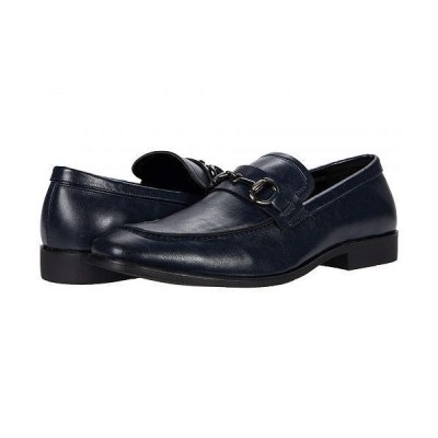 Kenneth Cole Unlisted メンズ 男性用 シューズ 靴 ローファー Stay Loafer - Navy