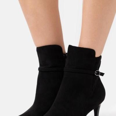 バッファロー レディース 靴 シューズ MARQUIS - Classic ankle boots - black