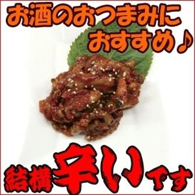 キムチ風タコの塩辛(500g)冷蔵