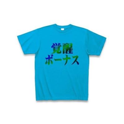 覚醒ボーナス Tシャツ(ターコイズ)
