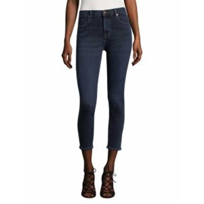 J ブランド レディース パンツ デニム Alana High Rise Crop Skinny Jean