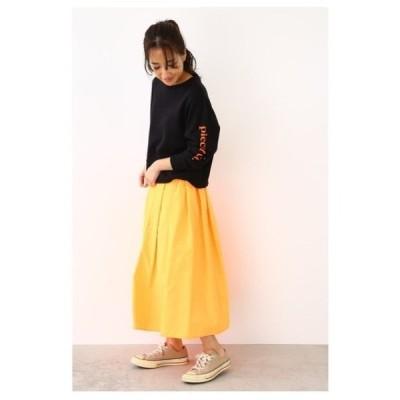 スカート NEONカラースカート