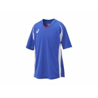 asics(アシックス) サッカー ウェア  Jr.ゲームシャツHS ジュニア・キッズ XS3140