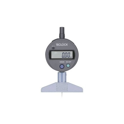 普及型デジタルデプスゲージ テクロック DMD-210S2