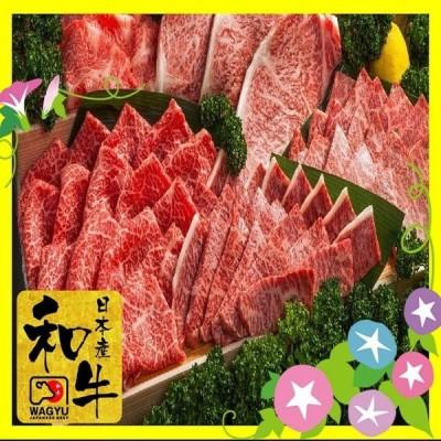 肉 焼き肉 国産 カルビ盛り合わせ 500g 焼肉セット 和牛 牛肉 バーベキュー 送料無料