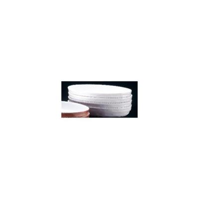 RLI9001 ロイヤル スタッキング 小判グラタン皿 ホワイト PB240-22 :_