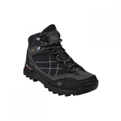 レガッタ Regatta メンズ ランニング・ウォーキング ブーツ シューズ・靴 Samaris Pro Waterproof & Breathable Walking Boots Black/Briar