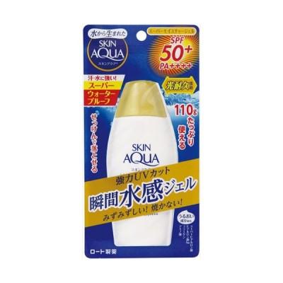 【アウトレット】ロート製薬 スキンアクア スーパーモイスチャージェル 110g