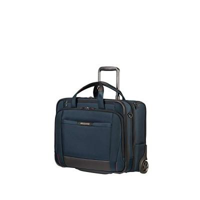 Samsonite Pro-DLX 5 - 17.3 Inch Laptop Roller Case with 2 Wheels, 48.5 cm, 37.5 Litre, Blue (Oxford Blue) 並行輸入品