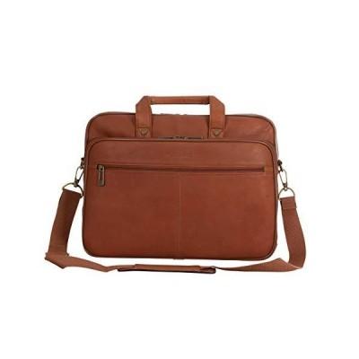 "Heritage Travelware 16"" Laptop Portfolio, Cognac, One Size【並行輸入品】"
