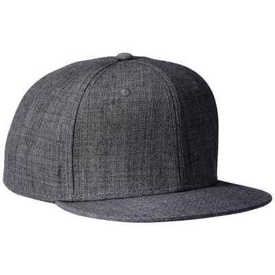 OTTO CAP/Heather Wool Blend Flat Visor Snapback Caps(オットーキャップ/ヘザーウールブレンドフラットバイザースナップバックキャップ) FREE(頭周り57.5cm-62