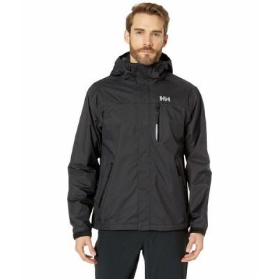 ヘリーハンセン コート アウター メンズ Vancouver Jacket Black