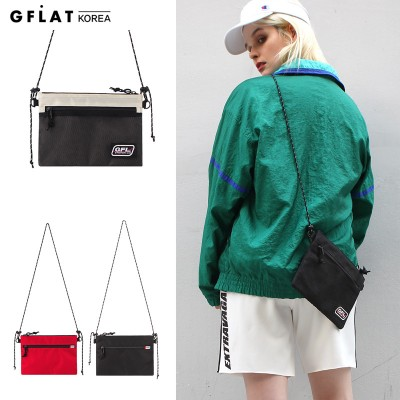 [GFLAT]  MacCool Cross Bag(クロスバック) / 韓国ストリートブランド/韓国と日本のベストセラーがバッグ/生活バッグ/キュートなデザイン
