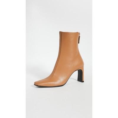レイクネン Reike Nen レディース ブーツ シューズ・靴 Trim Boots Camel
