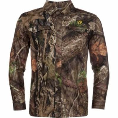 ブロッカー アウトドアズ Blocker Outdoors メンズ トップス Shield Series Angatec Snap Shirt Mossy Oak Country