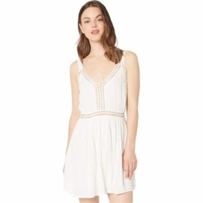 オニール ONeill レディース ワンピース ワンピース・ドレス Mari Dress White