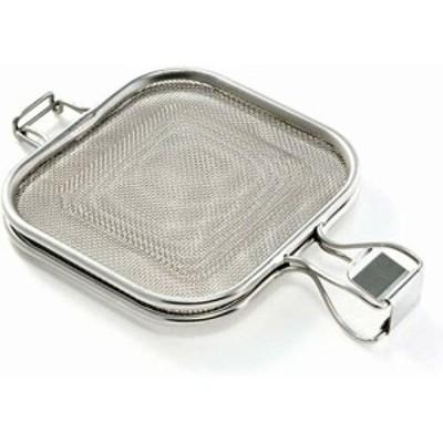 オーブ ントースター・グリル用 ホットサンドメーカー 魚焼きグリルでサクッとふっくら ステンレス