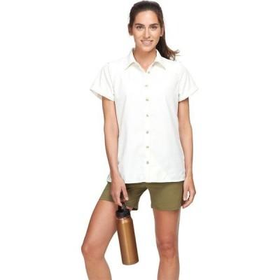 オービス レディース シャツ トップス Open Air Casting Short-Sleeve Shirt