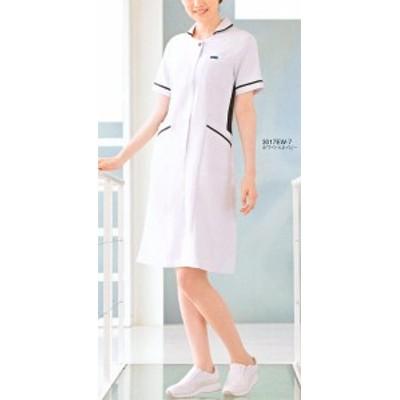 ワンピース 3017EW-7 全1色 (FOLK フォーク ソワンクレエ 看護師 ドクター ナース メディカル白衣)