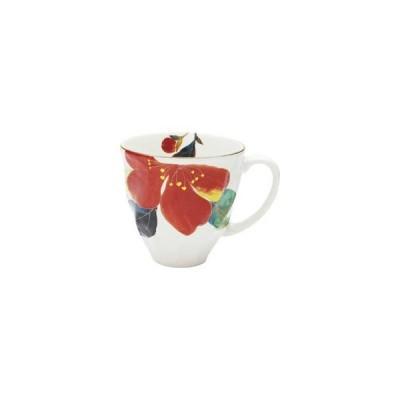 12ヶ月マグカップ 1月 山茶花 40506