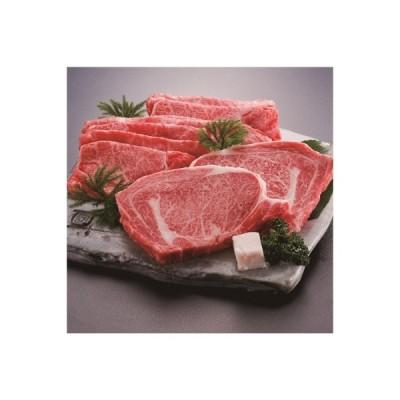 三田市 ふるさと納税 三田牛厚切りロースステーキ3枚&すき焼500g